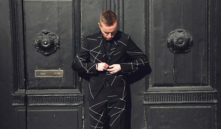 Tiger of Sweden SS15 suit