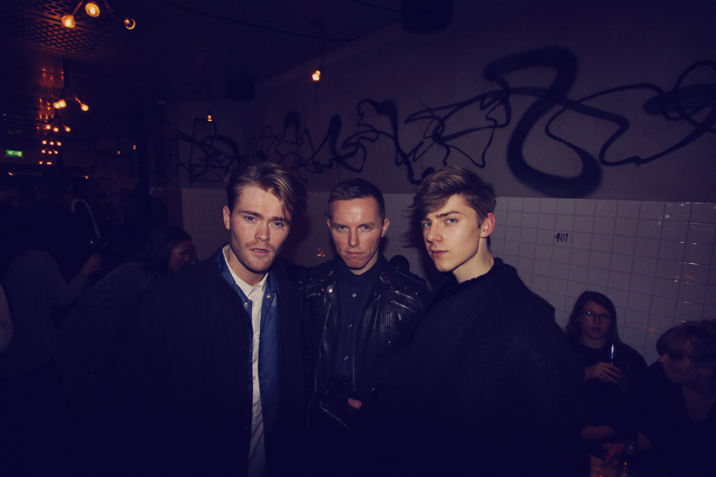 Whyred party Fashion Week Stockholm