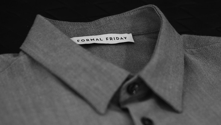 Formal Friday Clothing