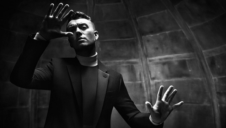 Sam Smith for Balenciaga