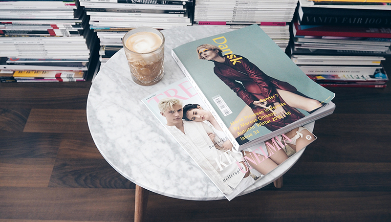 Ellos Home marble table