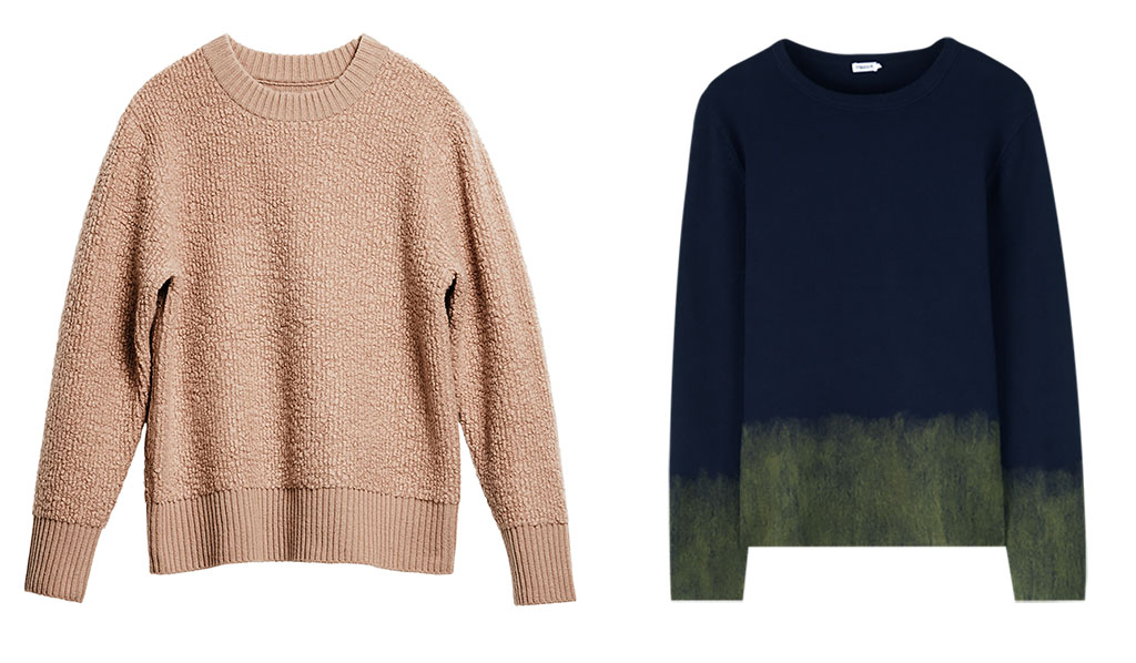Fall must-have knitwear