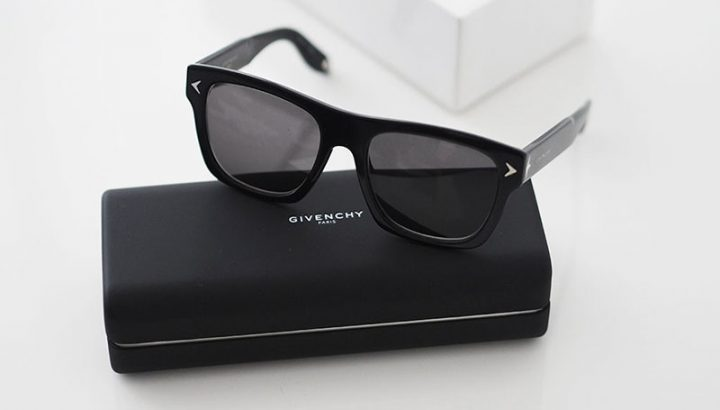 Givenchy Star-detail Wayfarer sunglasses