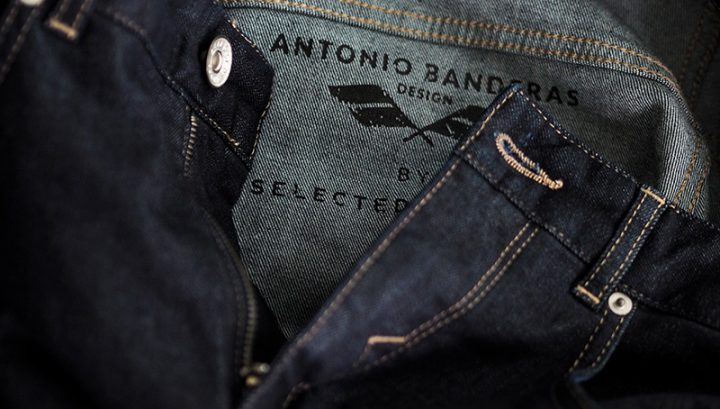 ANTONIO BANDERAS DESIGN BY SELECTED/HOMME