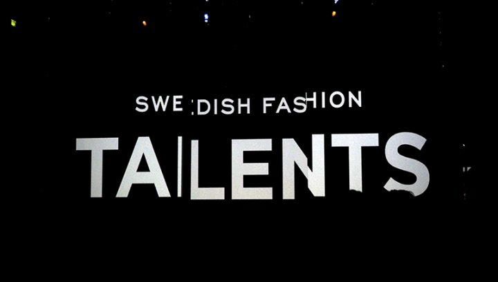 Swedish Fashion Talents 2016
