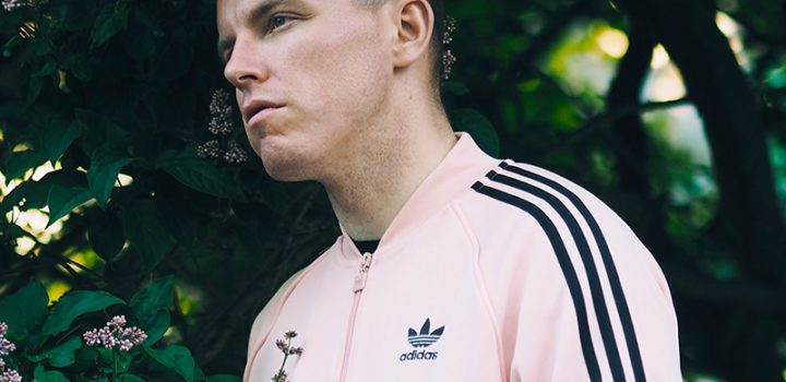 THE PINK ADIDAS TRACKSUIT