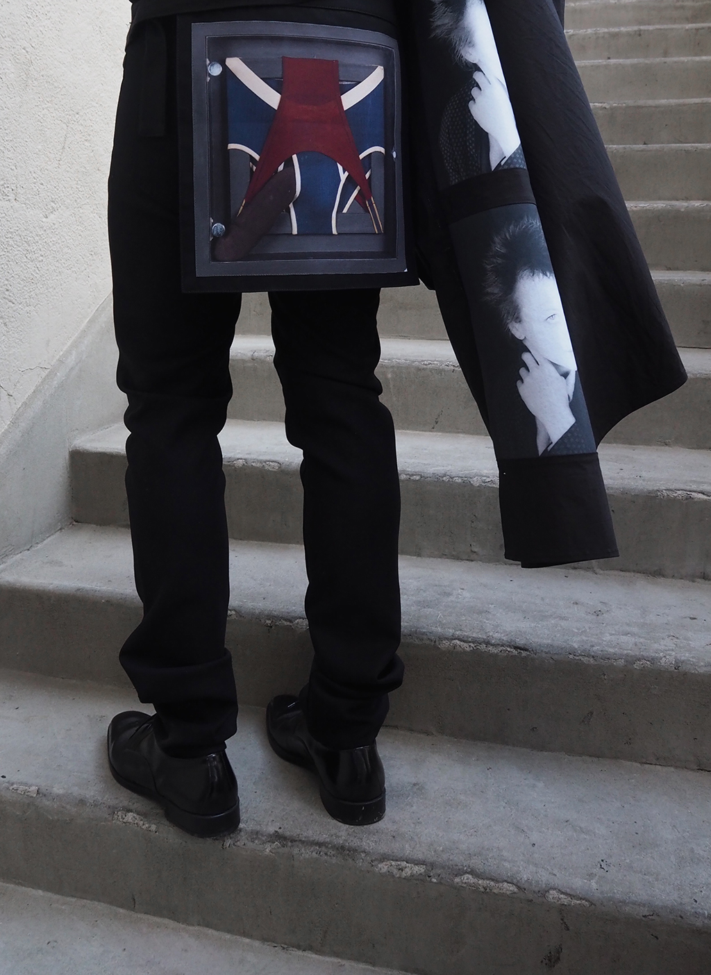 RAF SIMONS x ROBERT MAPPLETHORP