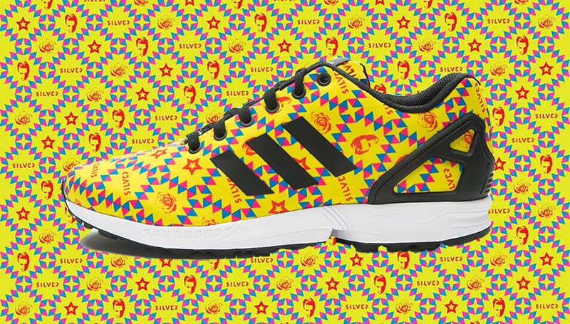 e7590313b698 ADIDAS MI ZX FLUX CUSTOM SHOES