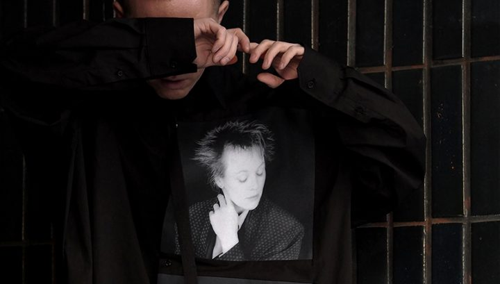 RAF SIMONS x ROBERT MAPPLETHORPE